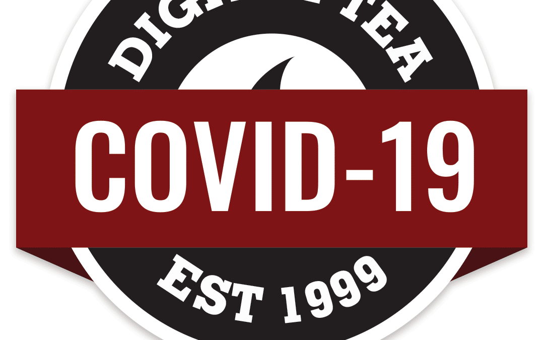 Oh, no!  Not another post about COVID-19!