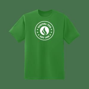 DT tshirt green