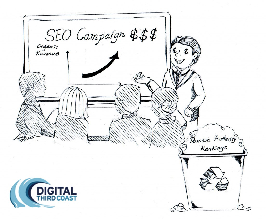 Cartoon of the Week: Divert Your Focus from Domain