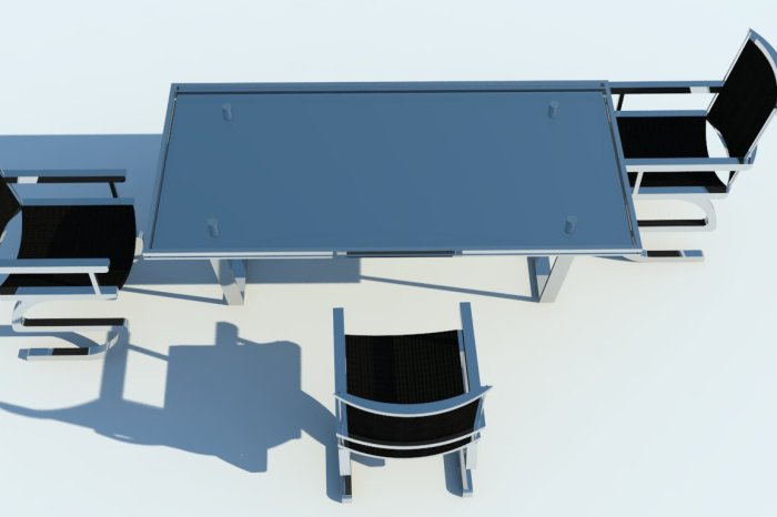Table and chair render_2