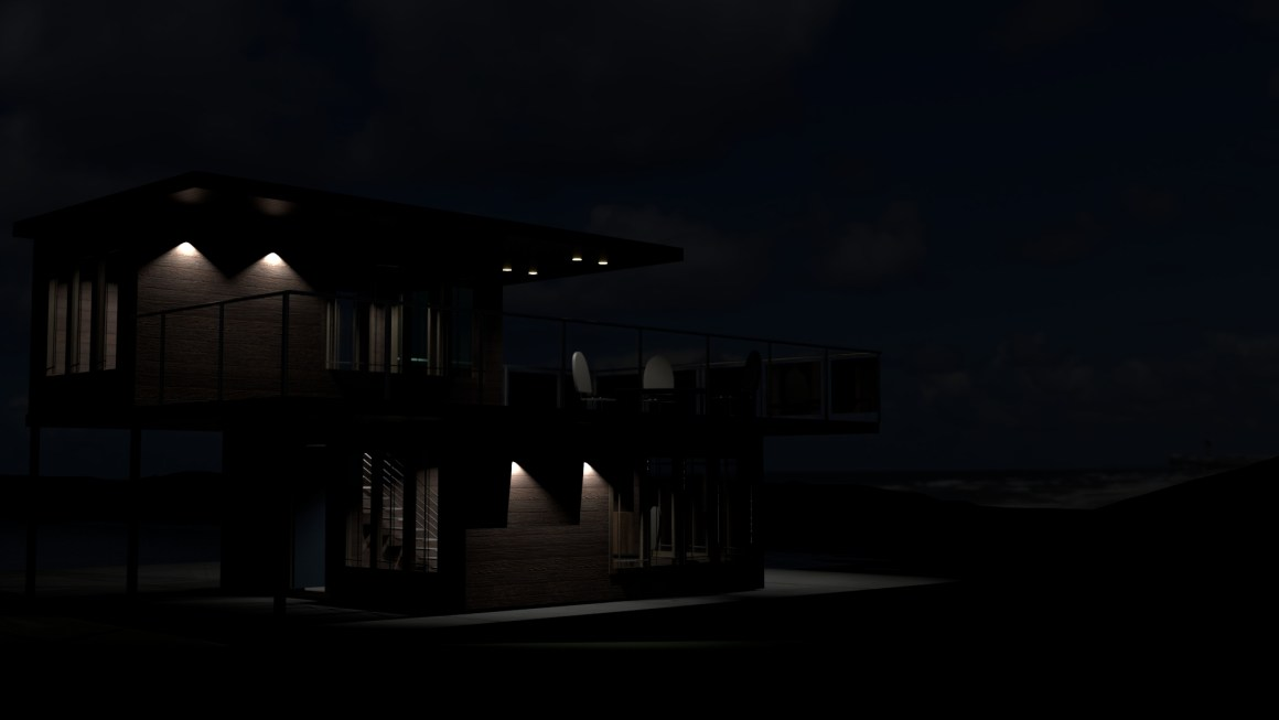 Night outside rendering02