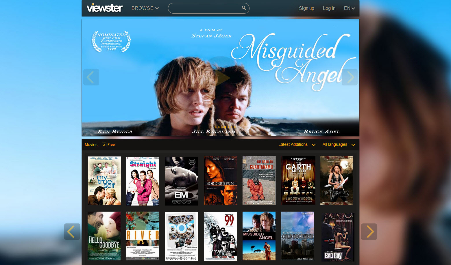 Viewster launches new app  Digital TV Europe