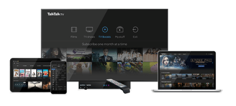 TalkTalk to update TV service launch new mobile app