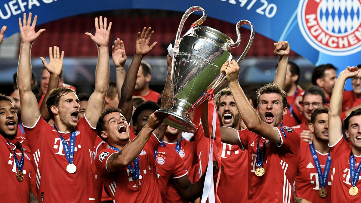 UEFA to discuss making world cup-style Champions League a permanent fixture – Digital TV Europe