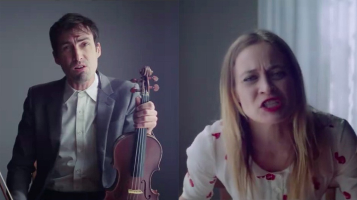 Andrew Bird with Fiona Apple