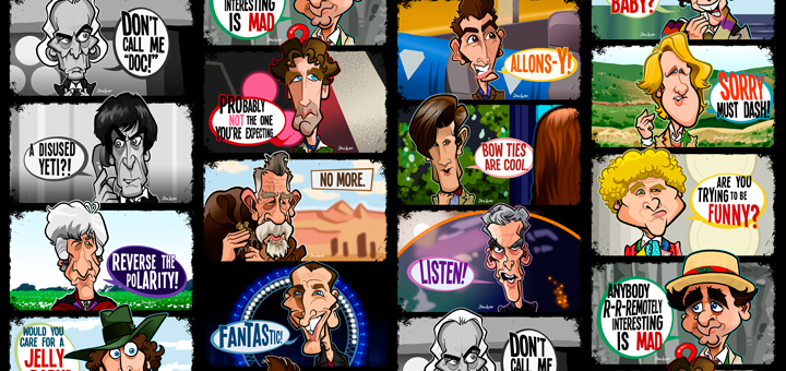 Best Doctor? Doctor Who Incarnations Ranked