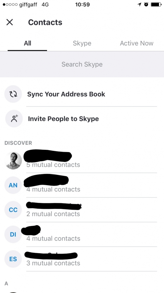 How to call friends and family on Skype using an iPhone