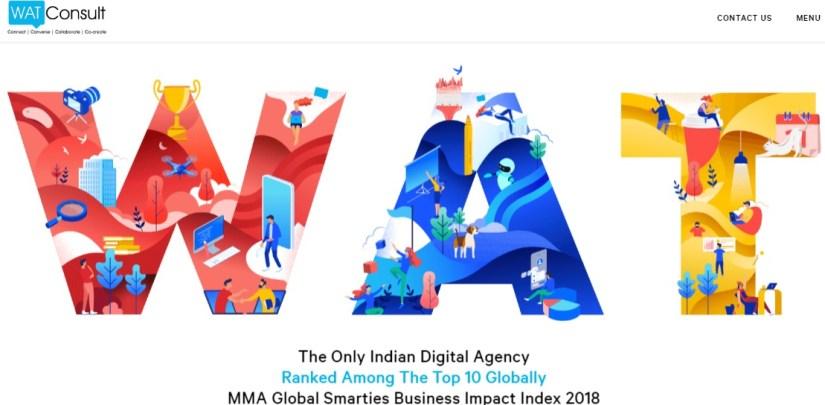 Wat Consult: Top 11 Digital Marketing Agencies In India