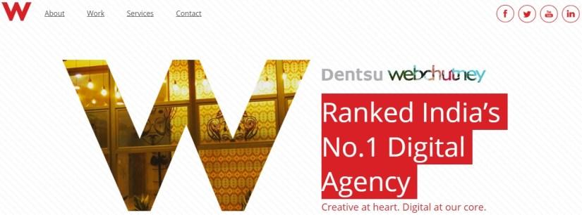 Web Chutney: Top 11 Digital Marketing Agencies In India