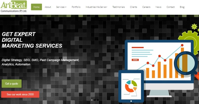 Artbeat Communications: Digital Marketing Agency in Hyderabad