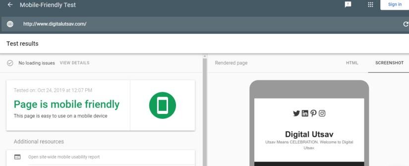 Mobile Friendliness: SEO-friendly content