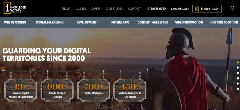 iKnowledge Factory: An Eminent Digital Marketing Company In Pune
