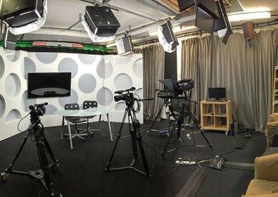 TV Studio – BA311