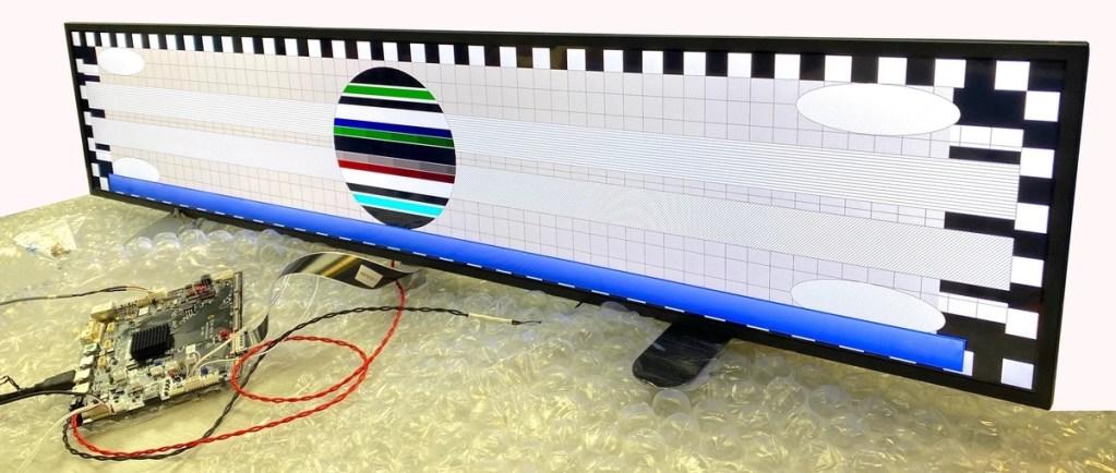BOE DV480FBM-N01 LCD panel