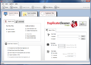 Duplicate Cleaner Screenshot