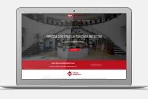 sito web per edilizia