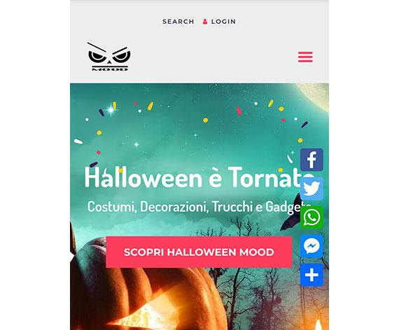 Siti web per negozi