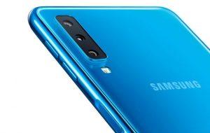 Samsung Galaxy A7 2018 664x420