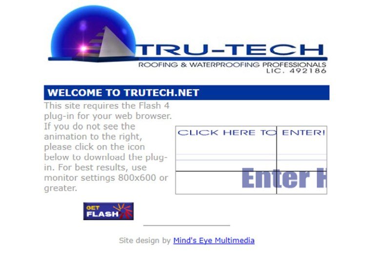 trutech.net screenshot