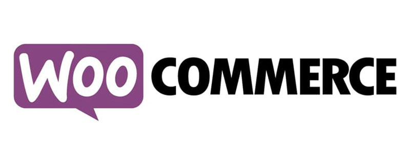 woocommerce logo against the white background