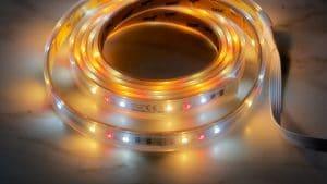 Eve Light Strip mit adaptivem Licht