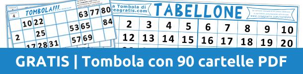 Gratis Tombola Con 90 Cartelle Pdf Digitarts It