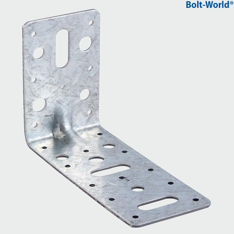 Angle Bracket High Quality Galvanised Steel L Shape