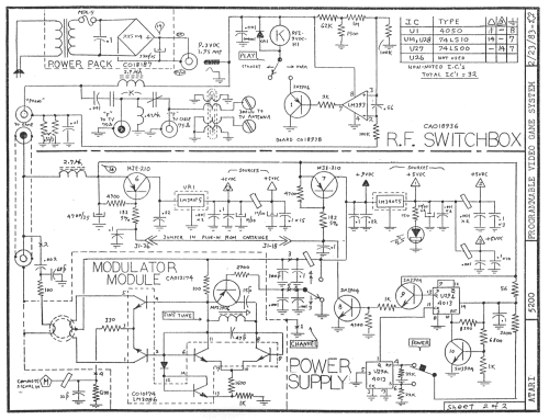 small resolution of atari 5200 rf switchbox schematic