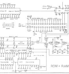 atari 5200 rom ram schematic [ 2000 x 1542 Pixel ]