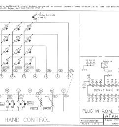 atari 5200 accessories schematic [ 2000 x 1561 Pixel ]