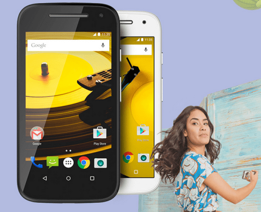 New Moto E : Gives a Digital Travel Experience