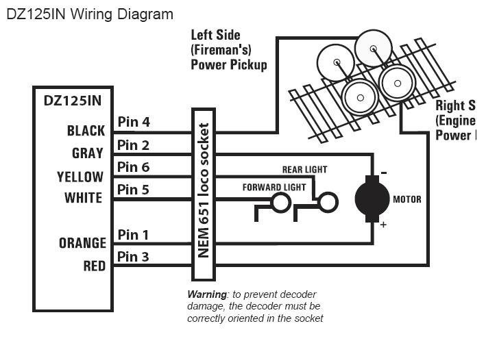 3 wire pickup wiring diagram speaker box kb155: dz125in -