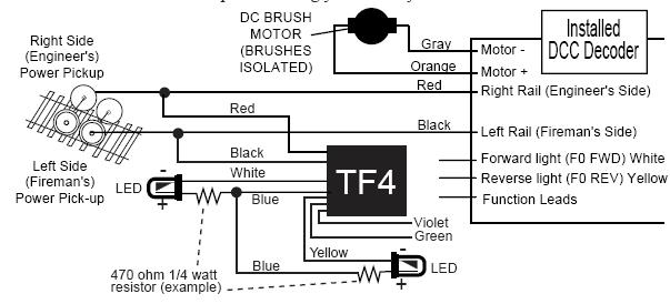 Digitrax Dh126d Wiring Diagram : 30 Wiring Diagram Images