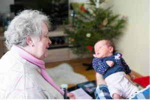 Vanaema lapsega, sotsiaalmeedia tulevik