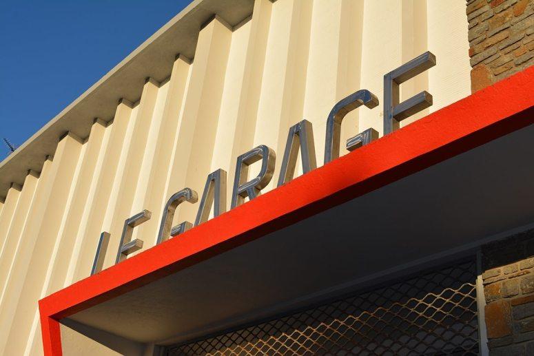 LE GARAGE est un lieu privé ouvert au public, dans un espace créatif, innovant et culturel