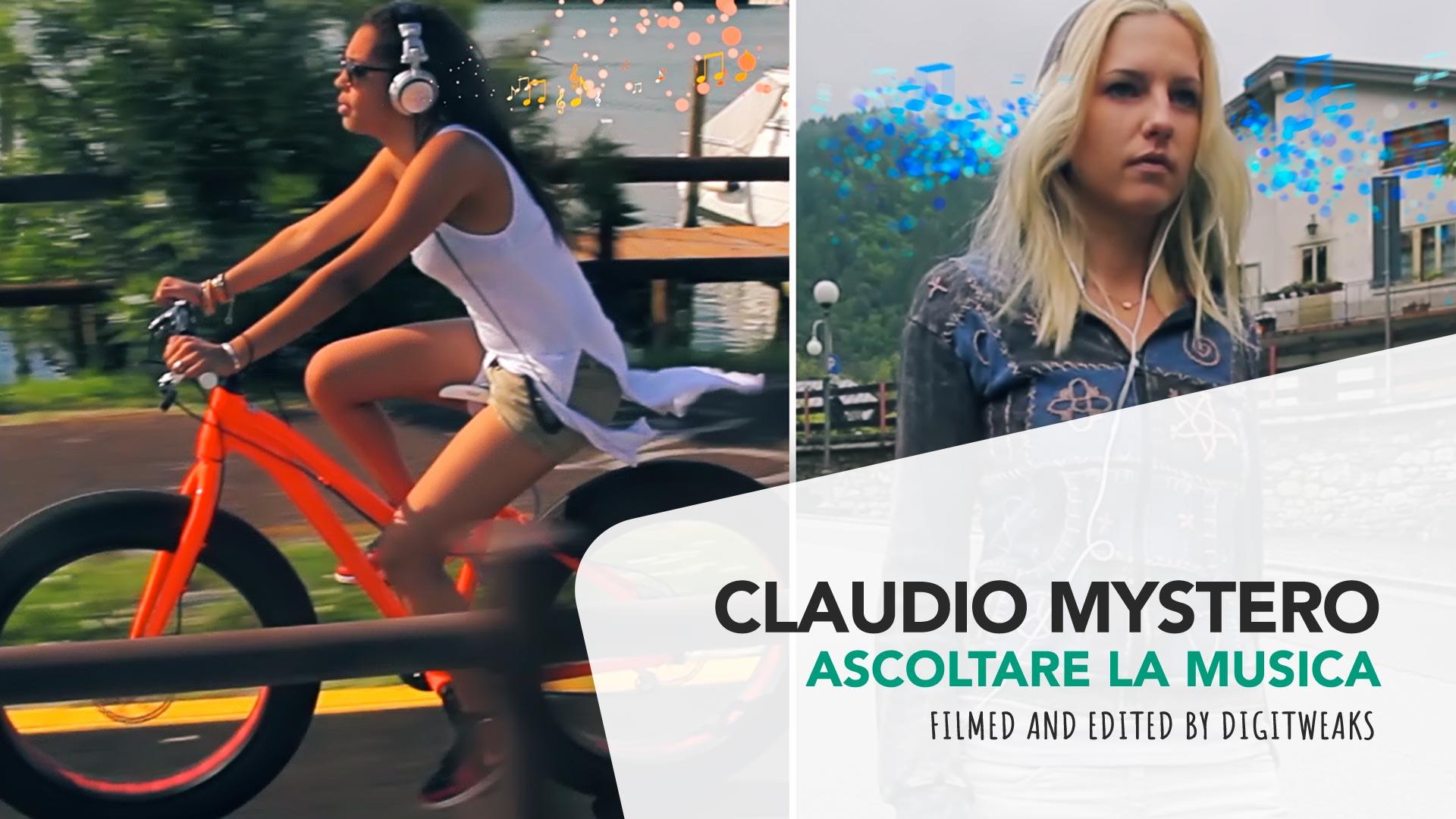 Claudio Mystero - Ascoltare La Musica
