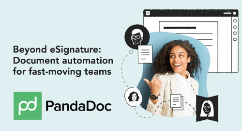 Document automation for fast-moving teams. Free plan available.