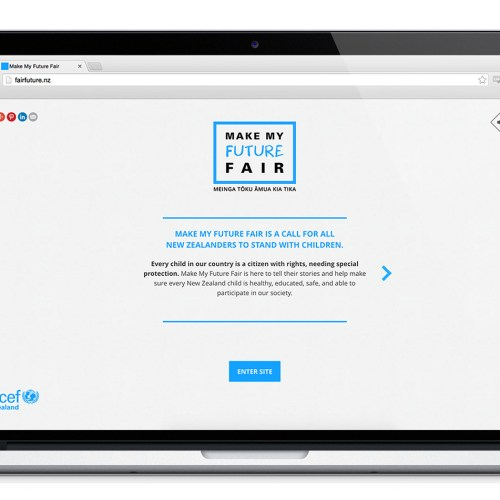 Make My Future Fair Home Page