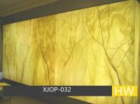 Backlit Glass Onyx Panel from China