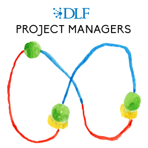 DLF Project Managers Logo