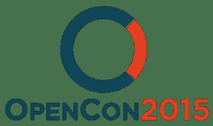 OpenCon2015 logo