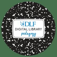 DLF Digital Library Pedagogy Logo