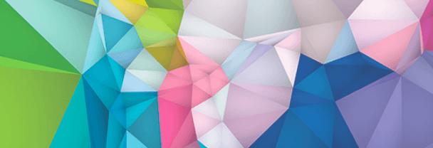 prismatic colors