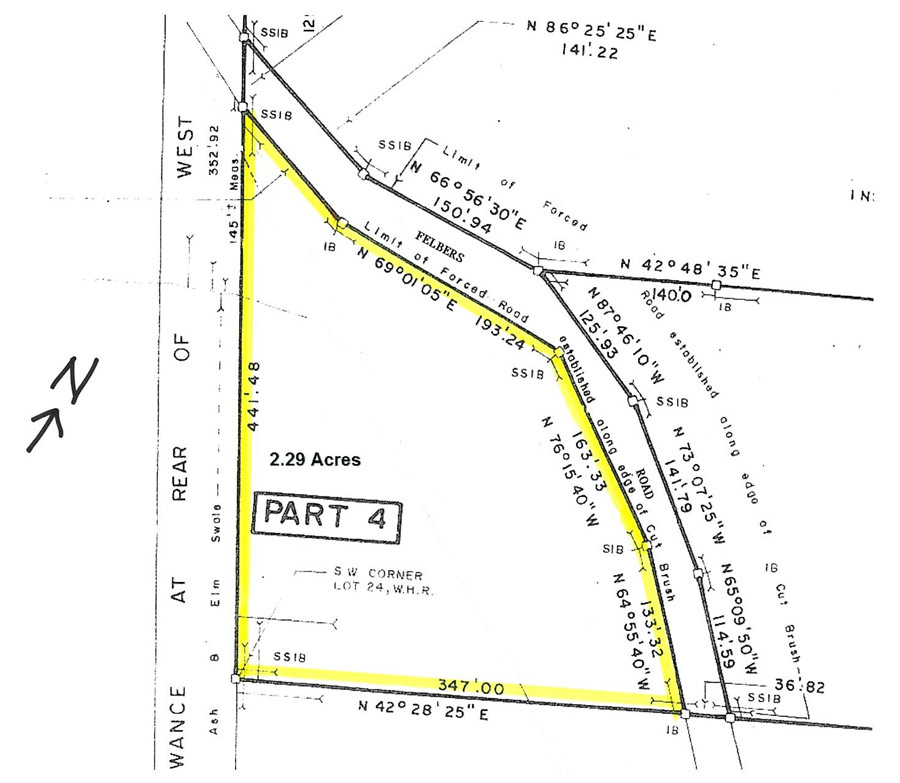 Land for sale in Township of Tudor, Hastings Ontario