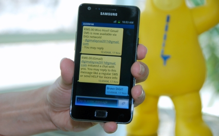 Send an SMS using Gmail for free Now - Dignited