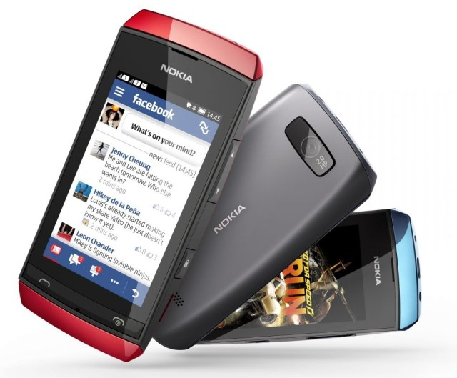 Say goodbye to Nokia Asha and S40 feature phones and hello