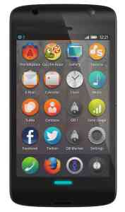 Firefox OS model phone