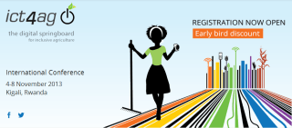 ICT4Ag confrence in Rwanda