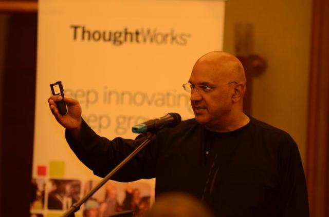 Roy, Thoughtworks founder