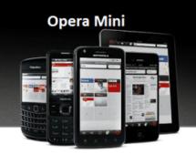 Gmail on opera mini